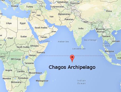 Chagos Archipelago Dispute Current Affairs IAS Parliament