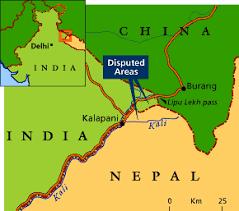 UPSC Kalapani Territorial Issue   Current Affairs Current Affairs ...