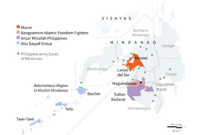 Marawi Seige Current Affairs Ias Parliament